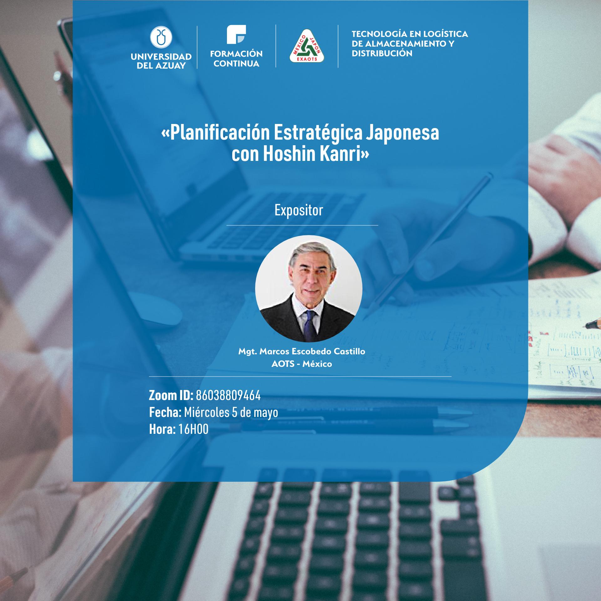 Japanese Strategic Planning Webinar with Hoshin Kanri