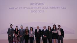 Possession student representatives 2019-2020