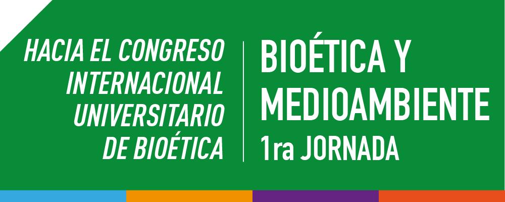 Bioética y Medioambiente