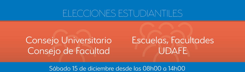 Elecciones Estudiantiles